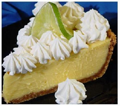 East Texas Key Lime Pie