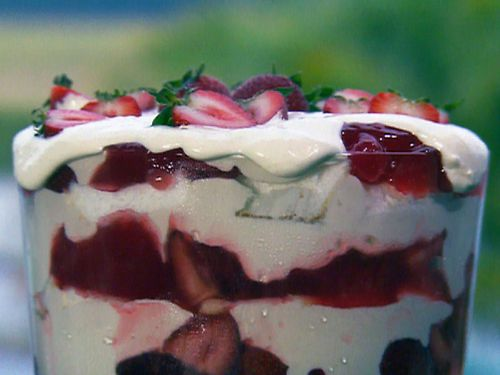 Simply Delightful Strawberry Shortcake