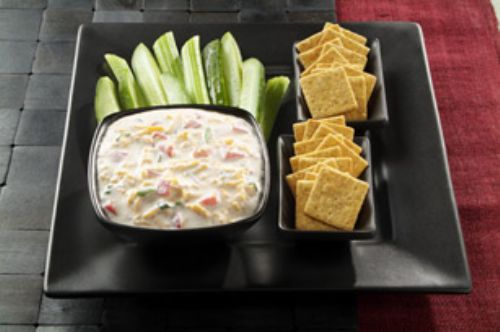 Creamy Chedder Cheese Dip