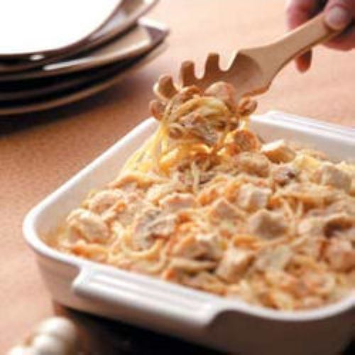 Turkey/Chicken Tetrazzini
