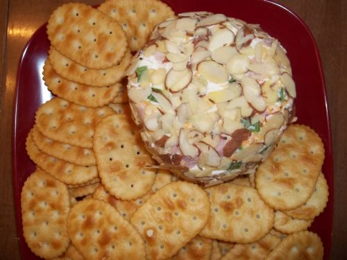 (OZ) CHEESE BALL