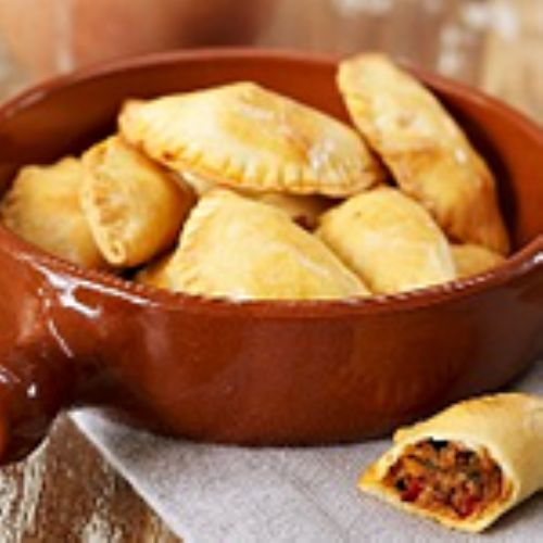 Medifast - Beef and Cheese Empanadas