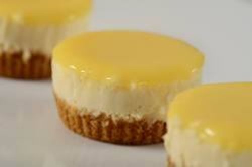 Lemon Cheesecakes