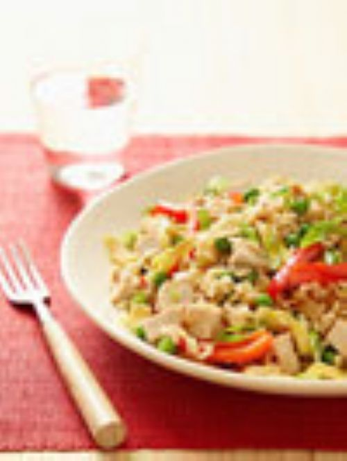 Bruce's Chinese Pork Fried Rice