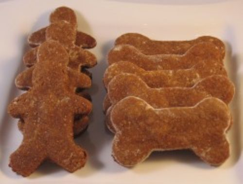 Best Peanut Butter DOG Cookie