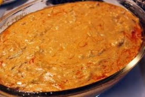 Pauline's Chicken Wing Dip