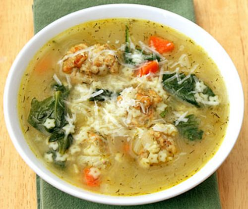 SL-Soup-Italian Wedding Soup