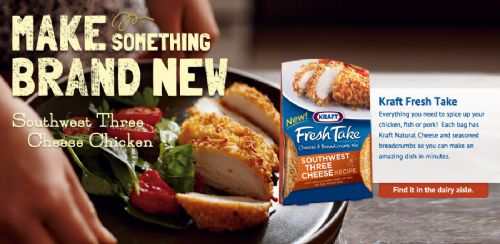 Kraft Fresh Take Chicken
