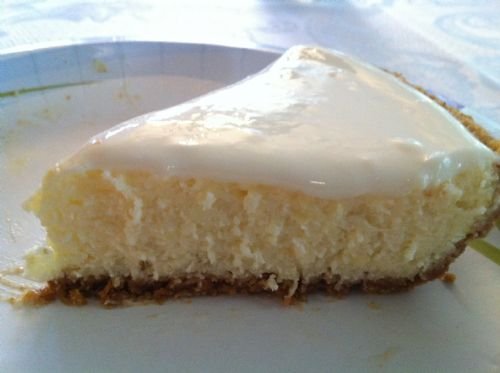 Pineappple Cheesecake
