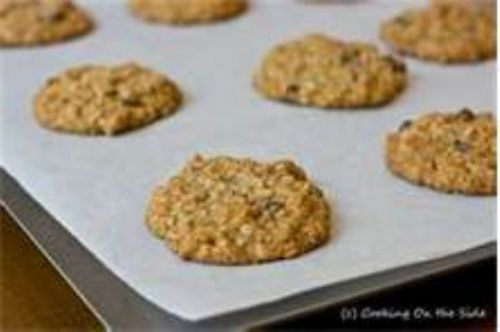 Bill's Oatmeal Raisin Cookies