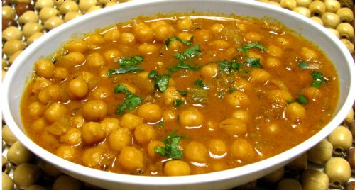 Punjabi Chole curry