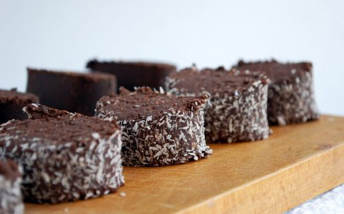 Black Bean Energy Fudge