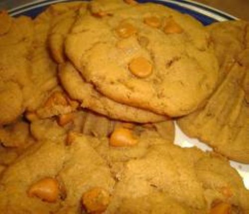 buterscotch cookies