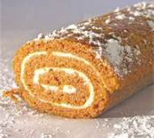 Pumpkin Jelly Roll