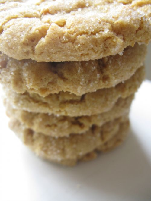 No flour or butter Peanut Butter Cookies