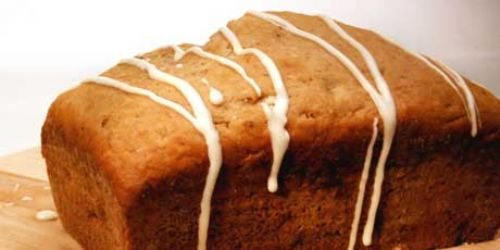 Banana White Chocolate Loaf