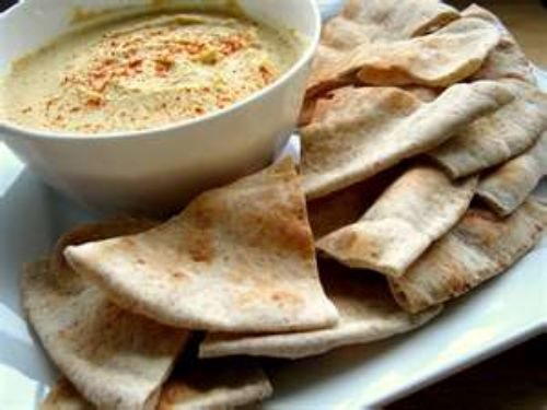 Hummus With a Kick
