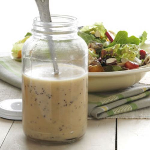 Raspberry Poppy Seed Salad Dressing