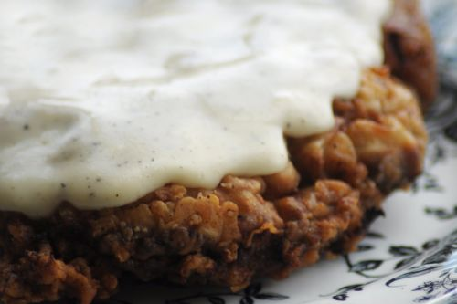 Karen's Country Fried Steak