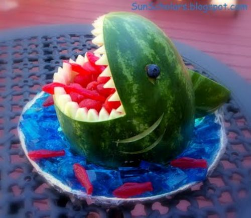 Shark Gummie Watermelon
