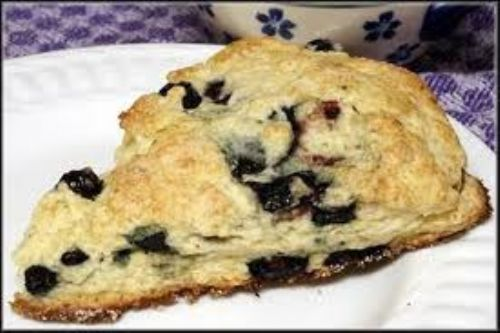 Starbucks Blueberry Scones