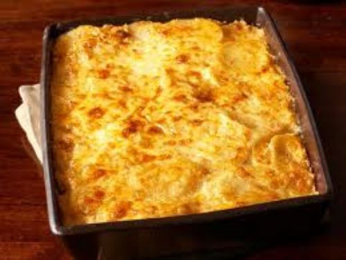 Potato - Smoky Scalloped Potatoes