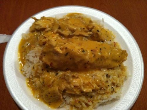 Mama Cynthia's Italian Chicken & Rice