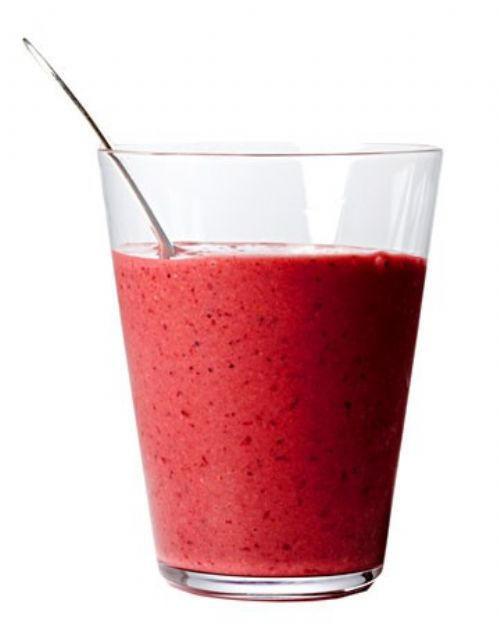 Orange-Berry Smoothie