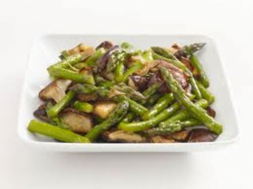 Vegetable - Asian Asparagus and Mushrooms