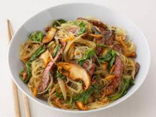 Asian - Korean Beef Noodles