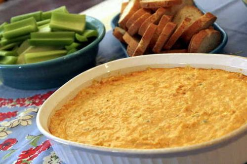 Buffalo Chicken Dip (CRACK DIP)