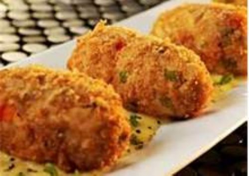 Chicken Croquettes