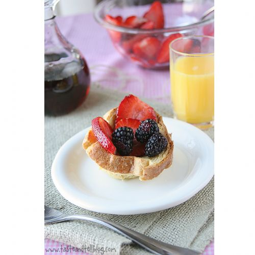 Berry Tasty Breakfast Cups