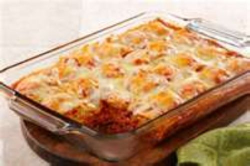 Weeknight Ravioli Bake