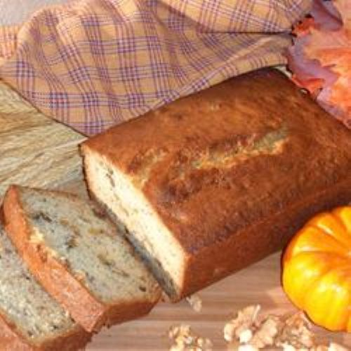 Janet's Rich Banana Bread Recipe