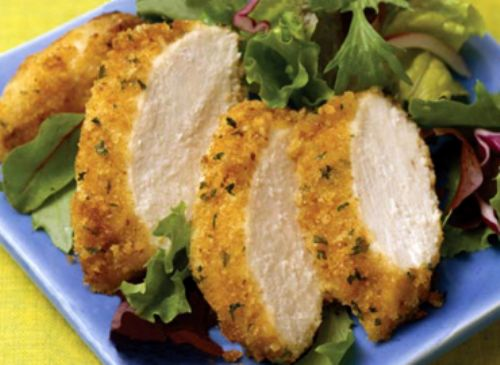 McCabe Parmesan-Crusted Chicken