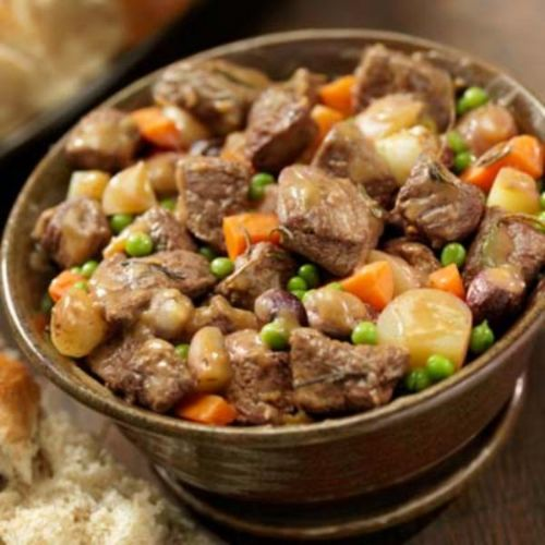 Helen's Slow Cooker Beef Stew