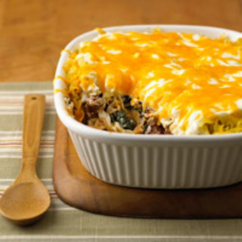 Mexican - Eight Layer Casserole