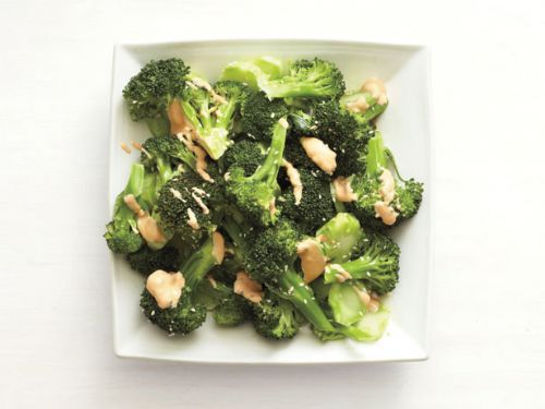 Vegetable - Spicy Broccoli