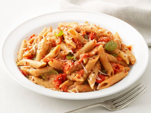 Pasta - Penne with Vodka Sauce