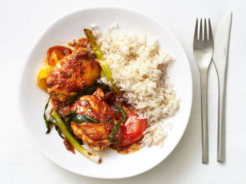 Chicken - Baked Sweet and Sour Chicken