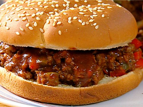 Neely's sloppy joes