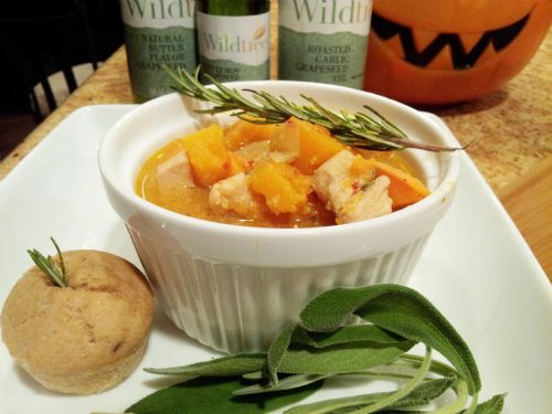 Wildtree Autumn Chicken & Veggie Soup