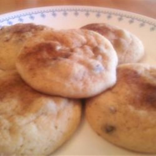 Soft Raisin Drop Cookies