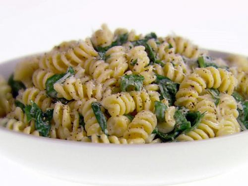 Fusilli With Bacon, Onions, And Mushrooms Recipes — Dishmaps