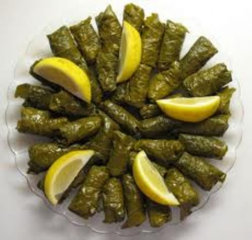 Yab Ra  Grape Leaves