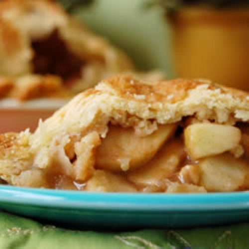 Grandma Ople's Apple Pie