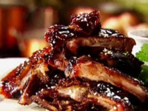 Crock Pot Roadhouse Ribs