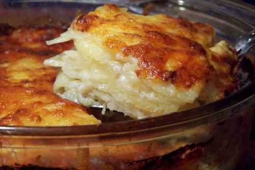 Easy and Best Scalloped Potatoes