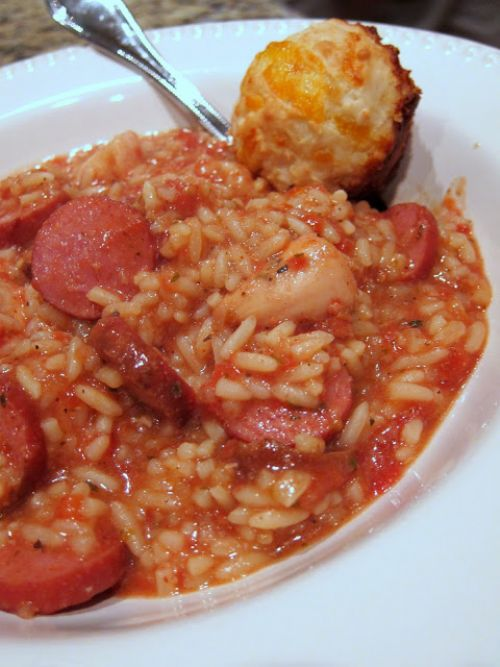 Crock-Pot Jambalaya